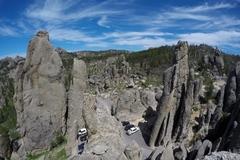 Rock Climbing Photo: from the Fan