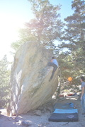 Rock Climbing Photo: Jared Godfrey