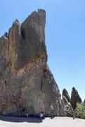 Rock Climbing Photo: Nice TR