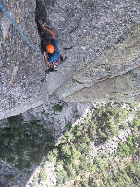 Metal leg climbers! Assbley line