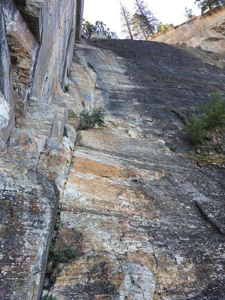 Rock Climbing Photo: Cool.