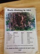Rock Climbing Photo: Picture from a local guiding company.