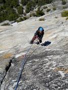 Rock Climbing Photo: Southern Man
