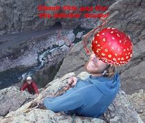 Rock Climbing Photo: River crossing beta
