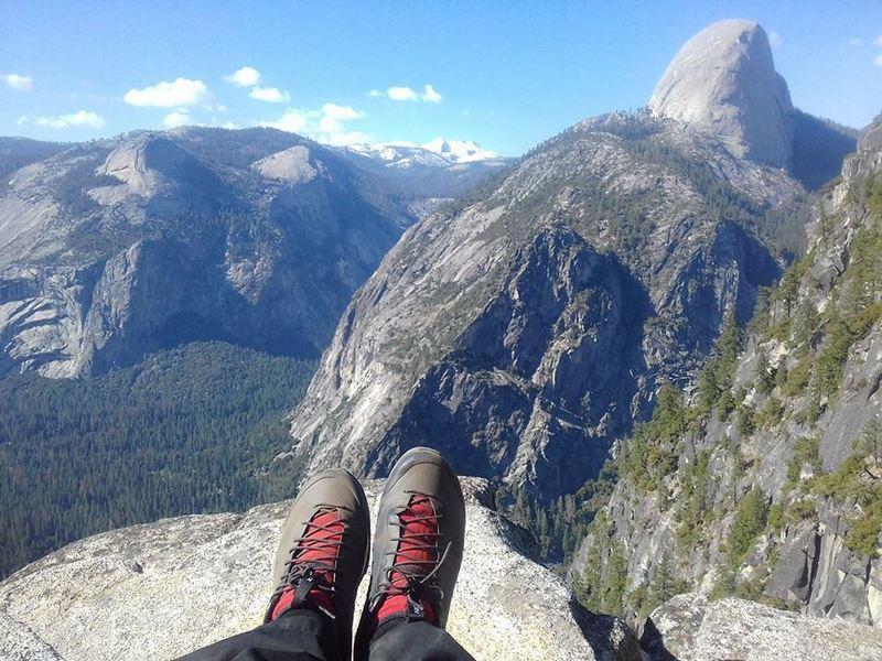 Rock Climbing Photo: panorama point