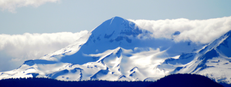 South Sister from Tumalo