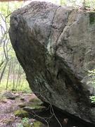 Rock Climbing Photo: Great frog arete
