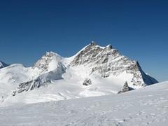 Rock Climbing Photo: Jungfrau