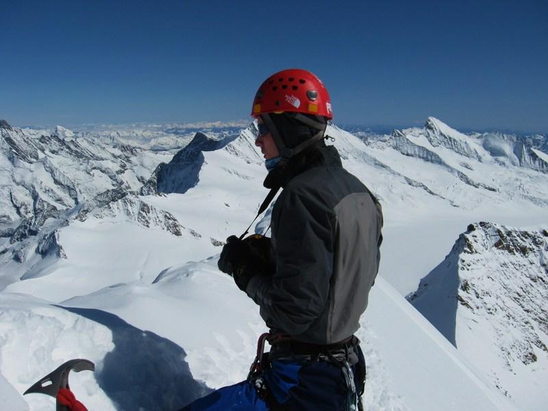 Rock Climbing Photo: Southeast Ridge, Moench