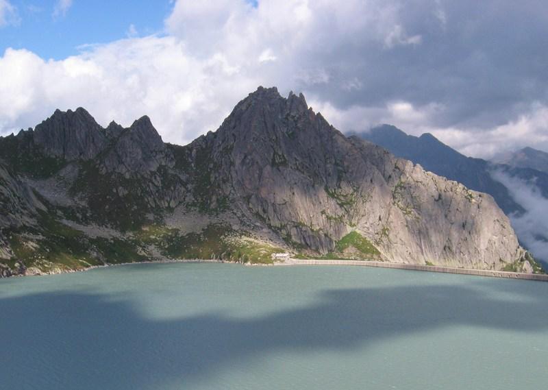 Via Felici, Val Bregaglia