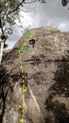 Rock Climbing Photo: Aj Yantes