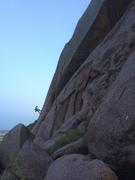 Rock Climbing Photo: Sunrise