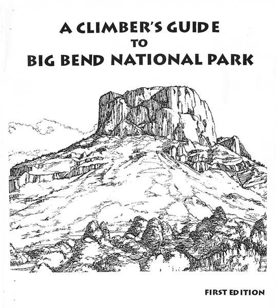 Rock Climbing Photo: A Climber's Guide to Big Bend National Park :: I'v...