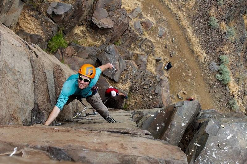 Rock Climbing Photo: Having a blast! A must do