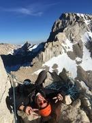 Rock Climbing Photo: hey boys