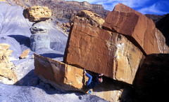 Rock Climbing Photo: Hoodoos, Fossils, Moonscapes, Labyrinths, Choss......