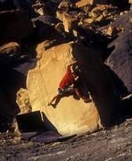 Rock Climbing Photo: John Stears