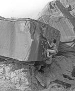Rock Climbing Photo: The 1st accent of Ojo Del Tigre by Mark Adams