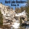 Hurd Lake Boulders, Bishop Ca.