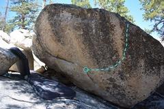 Rock Climbing Photo: V4