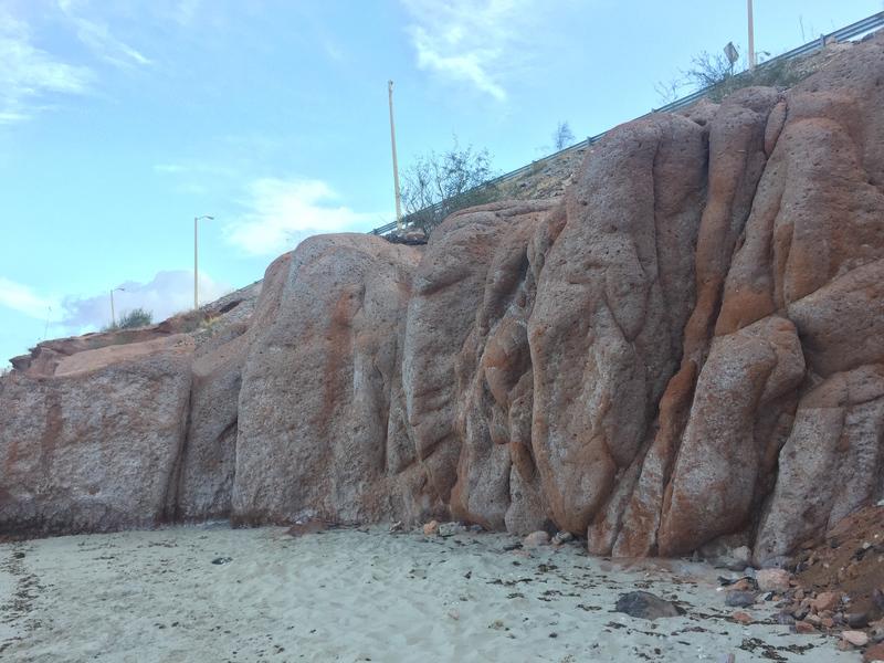 Sandy Boulders