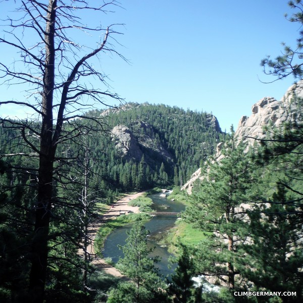 Rock Climbing Photo: Gorgeous. Great for climbing, hiking, camping, and...