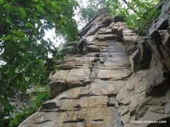 Rock Climbing Photo: Blood Sweat and Chalk! Awesome climb with fantasti...