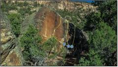 1. A Guy Walks Into a Canyon.