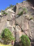 Rock Climbing Photo: This climb is a must do if visiting the area! Grea...