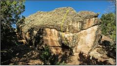 Rock Climbing Photo: Make the Masses Move.