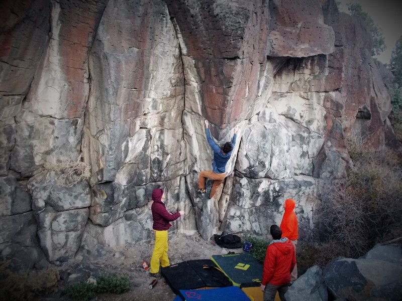 Out of the Furnace V7 at the Tumbleweeds