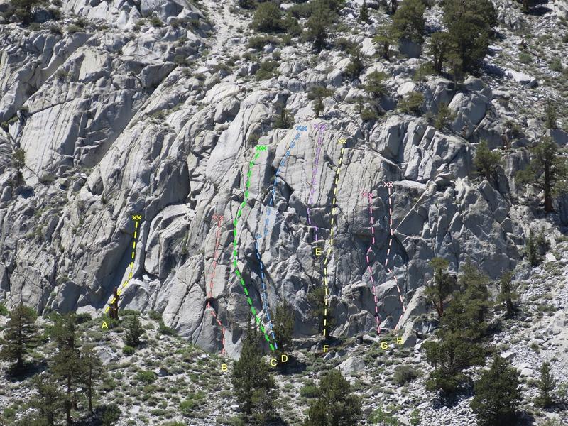 Rock Climbing Photo: Juniper Wall