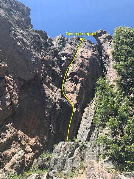 Rock Climbing Photo: Crystal Caper