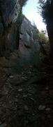 Rock Climbing Photo: Mack the knife