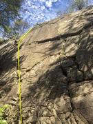 Rock Climbing Photo: The Flying Spaghetti Monster Topo