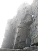 Rock Climbing Photo: Easy Corner