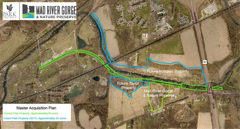 Master Acquisition Plan for the Mad River Gorge & Nature Preserve