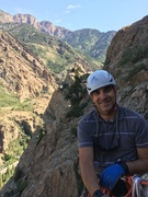 Rock Climbing Photo: The Creator