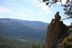 """Rock Climbing Photo: I believe this is """"un-named top rope"""""""