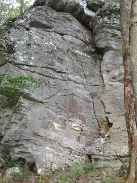Rock Climbing Photo: Godless Granola