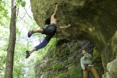 "Rock Climbing Photo: This would be generally thought of as ""not al..."