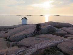 Rock Climbing Photo: The little house.