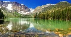 Rock Climbing Photo: Parker Lake