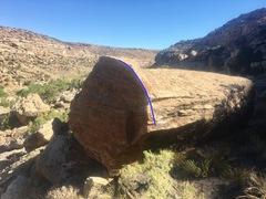 Rock Climbing Photo: Beta for Sexy Data.