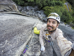 Rock Climbing Photo: Cruising right along