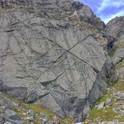Rock Climbing Photo: Yellow Brick Road