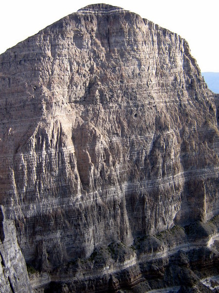 View of Notch Pk North Face