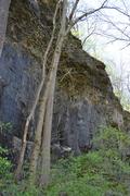 Rock Climbing Photo: Overpass Area