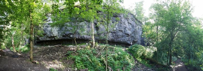 Rock Climbing Photo: Clearcreek Crag