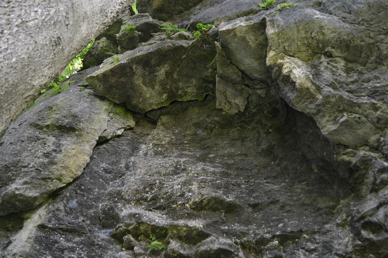 Rock Climbing Photo: Springfield Arch